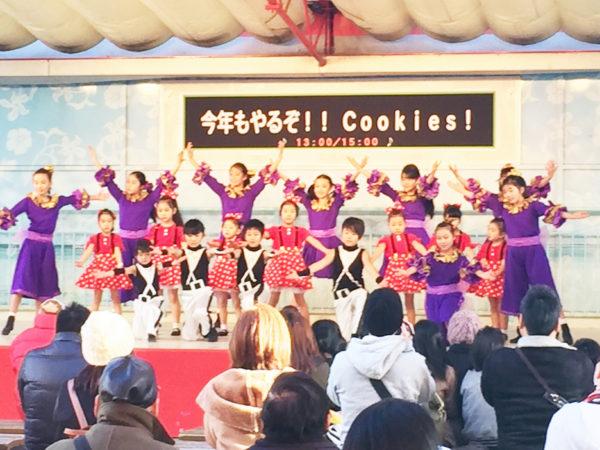 OSC湘南イベントダンスクッキーズ